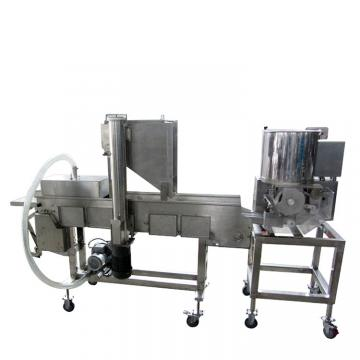 Burger Patty Press Hamburger Patty Forming Machine in Stainless Steel