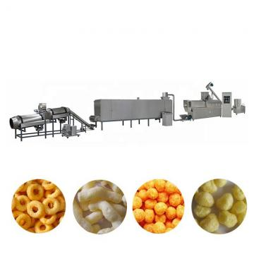 Automatic Snack Food Making Machine