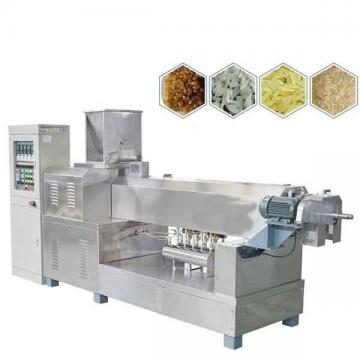 Hot Selling Popular Artificial Rice Extruder Artificial Rice Production Machine