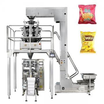 Auto Vertical Packing Machine for Fragile Foodstuff