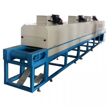 Industrial Equipment Microwave Bay Leaf Moringa Leaves Rose Flower Drying Machine Dryer