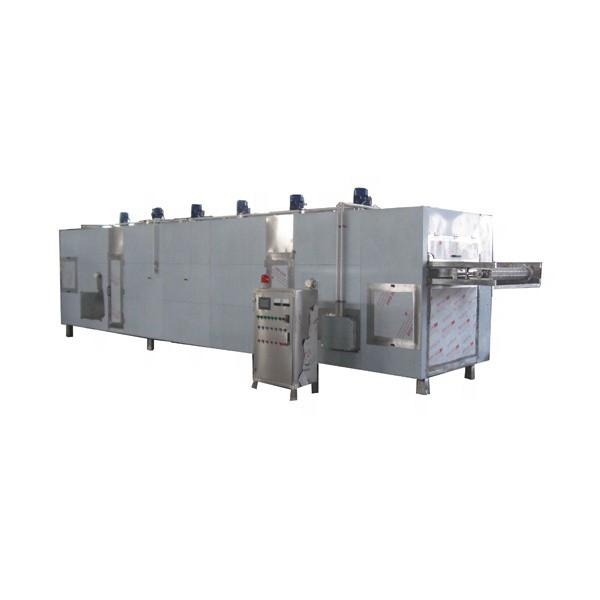 Heat Treatment Equipment Industrial Customized Made Mesh Belt Dryer